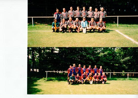 1. + 2. Mannschaft Spielgemeinschaft mit TuS Becherbach
