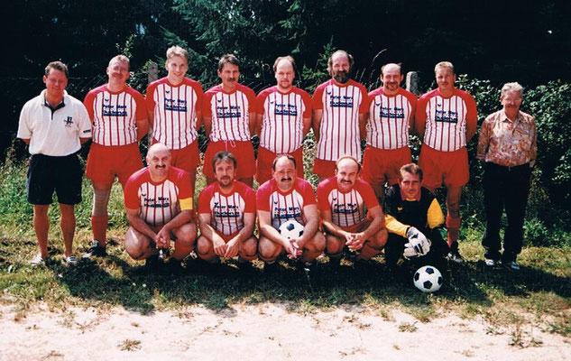 2. Mannschaft - Trainer Thomas Bartsch