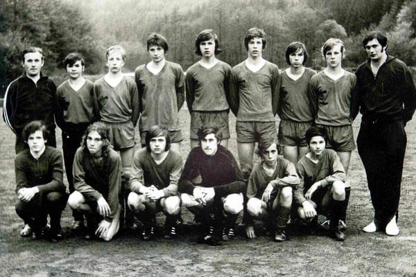 A-Jugend Meistermannschaft