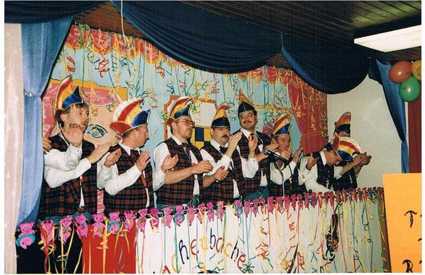 Neunerrat Fasching 1993