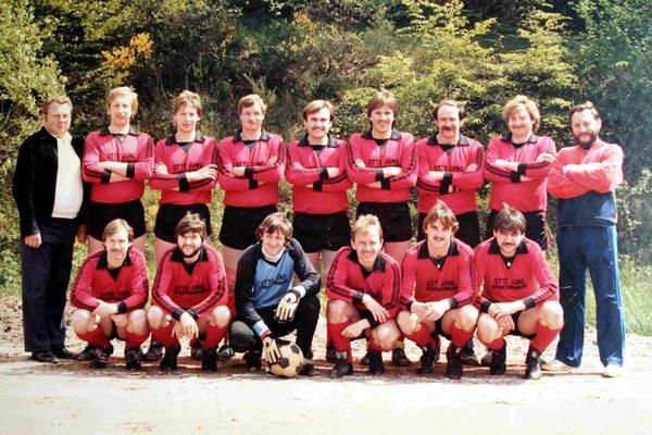 Meistermannschaft B-Klasse