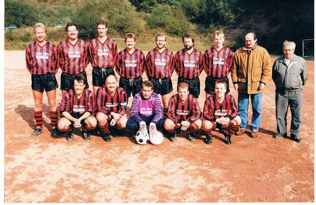 2. Mannschaft November 1992
