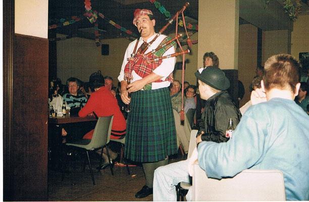 Männerballett Fasching 1993 - Kilian Fey