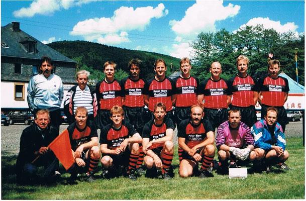 1. Mannschaft - Trainer Lothar Koch