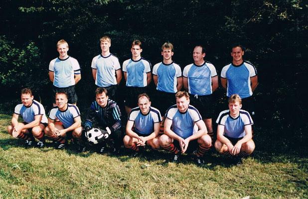 1. Mannschaft - Trainer Thomas Bartsch