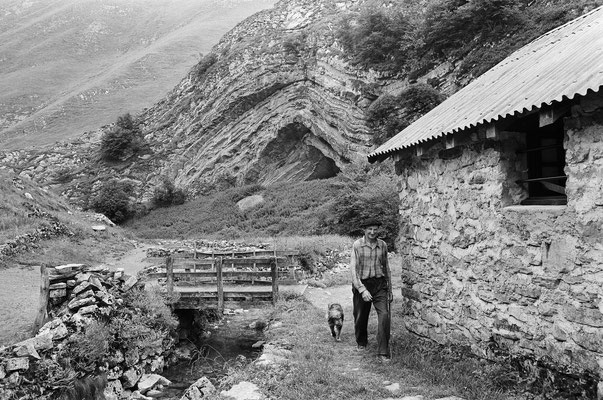 Grotte d'Harpea 1974 © Daniel Velez