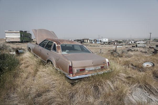 Drive USA © Agnès Janin