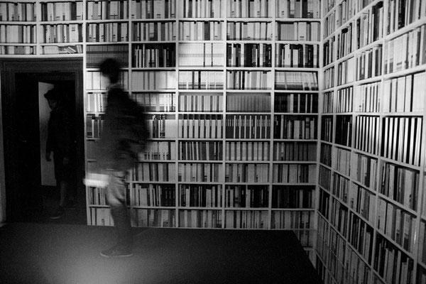 """Andréa DAVOUST """"Chemins dans l'obscurité"""""""
