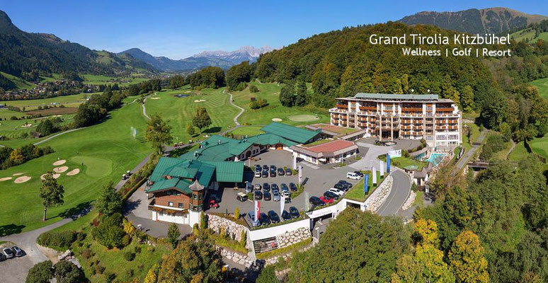 Grand Tirolia Kitzbühel mit Golfclub Eichenheim