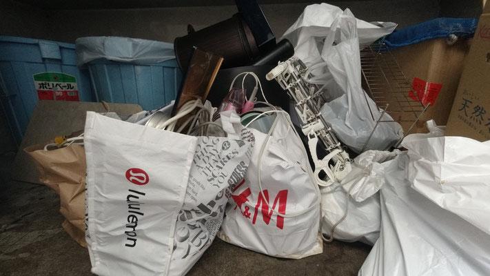 ゴミの分別にご協力願います@菱和パレス高輪TOWER管理組合