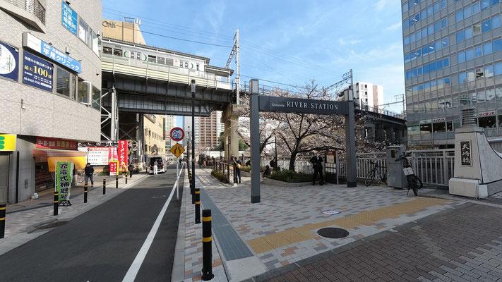 オープンボートで目黒川の桜クルーズ@菱和パレス高輪TOWER管理組合ブログ