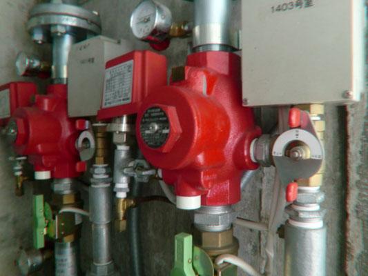 消防設備の維持管理@菱和パレス高輪TOWER/株式会社クレアスコミュニティー