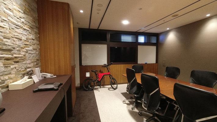 ブログ継続/株式会社クレアスコミュニティー5階会議室@菱和パレス高輪TOWER管理組合ブログ