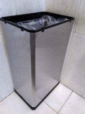 チラシ専用ゴミ箱の買い替え@菱和パレス高輪TOWER管理組合ブログ