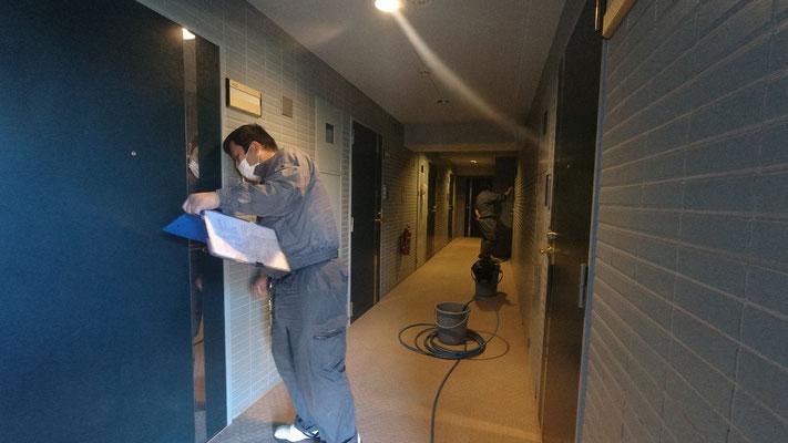 追加の排水管清掃に立会@菱和パレス高輪TOWER管理組合ブログ