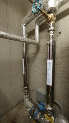 活水器の濾材を交換@菱和パレス高輪TOWER管理組合ブログ