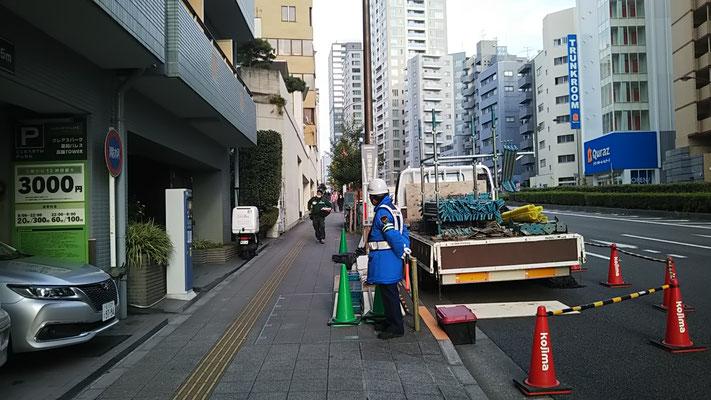 屋上広告塔撤去及び塗装工事@菱和パレス高輪TOWER管理組合ブログ