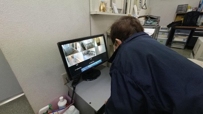 防犯カメラ録画映像の確認@菱和パレス高輪TOWER管理組合ブログ