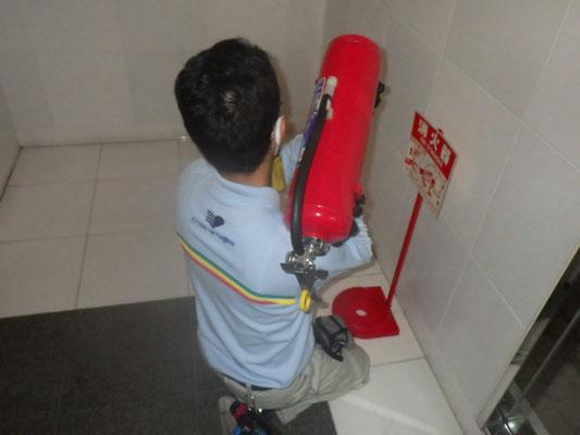 消防設備点検@菱和パレス高輪TOWER管理組合ブログ