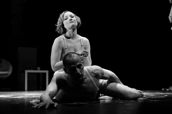 Die Hamletmaschine / Regie Rene Rösler / Foto Rasmus Wenzel