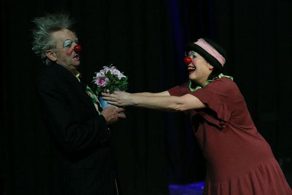 Frohlein Jule und Mister Zolli, Foto: Gerd Sycha