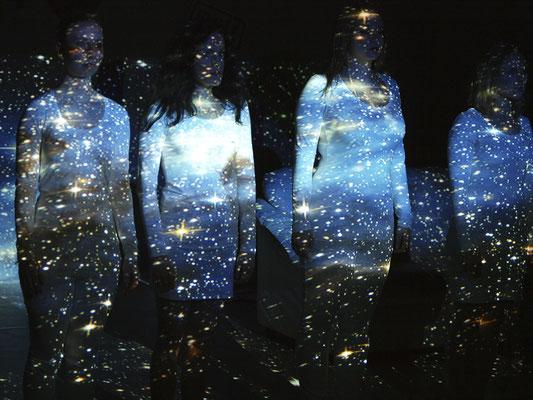 Gespräche mit Astronauten / Regie STefan Blix / Foto Hasret Sahin