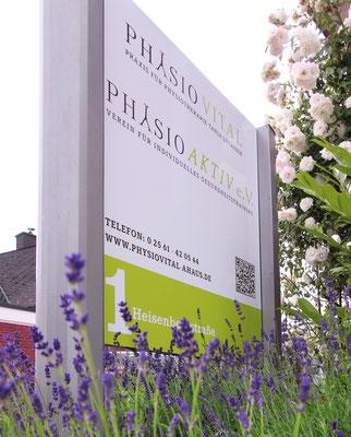 Pilon Praxis Physiovital - Verein Physioaktiv Tanja Lucaßen Ahaus