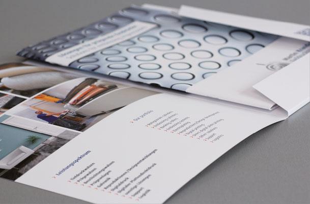 Krandick Angebotsmappe /Präsentationsmappe
