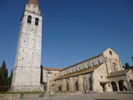 la basilique d'Attileia