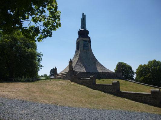 monument commémoratif de la bataille d'Austerlitz