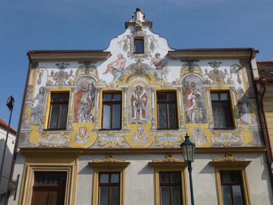 façade de Kutna Hora