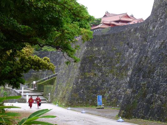 le chateau de Naha