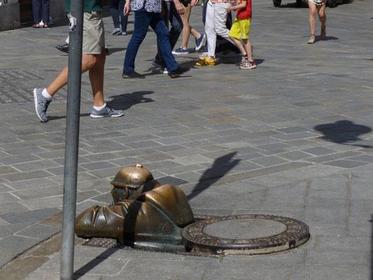 le voyeur de Bratislava