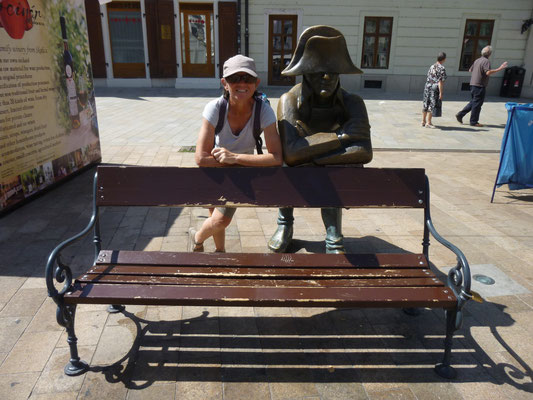 rencontre à Bratislava