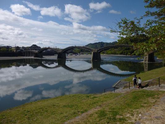 le vieux pont d'Iwakuni
