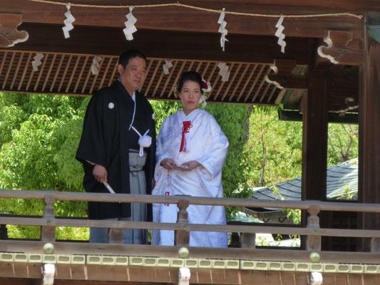 cérémonie au temple