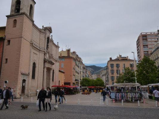 Toulon, la vieille ville