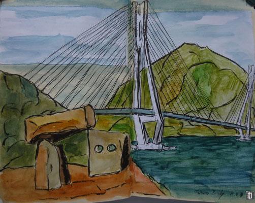 le Tatara bridge par Daniel