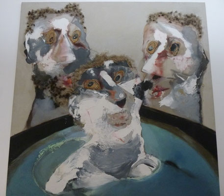 Rebeyrolles - Le bain de Suzanne