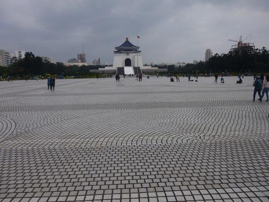 Memorial de Tchiang kai Chek