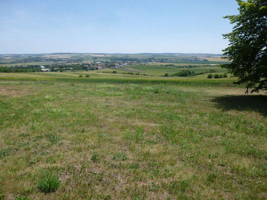 la plaine d'Austerlitz