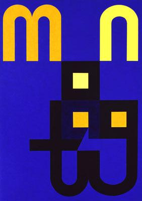 Montag V - 2012 - 110 x 78 cm