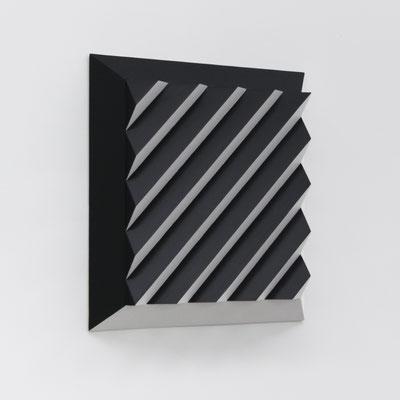 DISTICHON - 60 x 60 x 10 cm