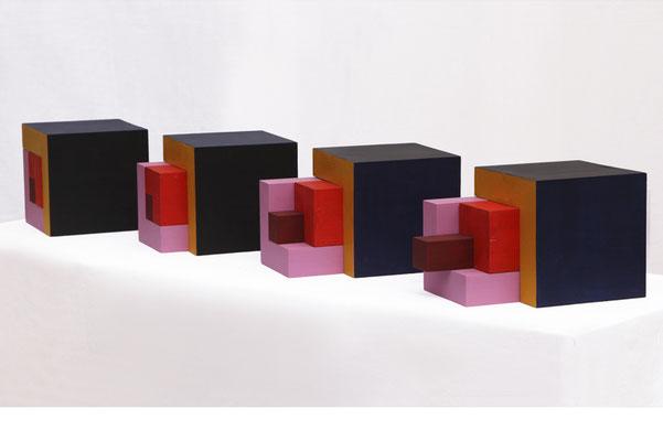 o.T. Modell - 2010 - 90 x 30 cm