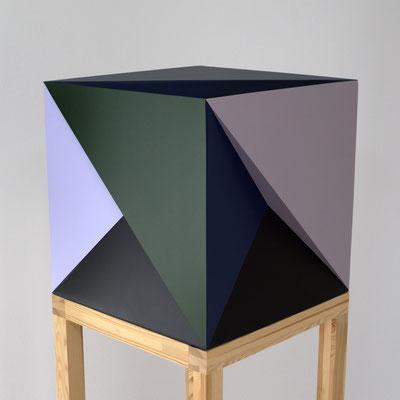 TEFUSA - 2016 - 60 x 60 x 60 cm
