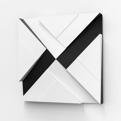 MOLINA - 2017 - 60 x 60 x 8 cm
