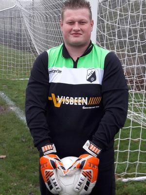 Brian van de Schraaf , Doelman DBGC 4