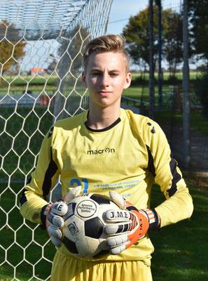 Bonno Brandwijk , doelman selectie FIOS