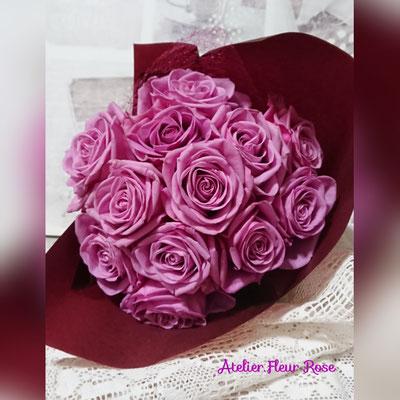 PB-14 紫バラ
