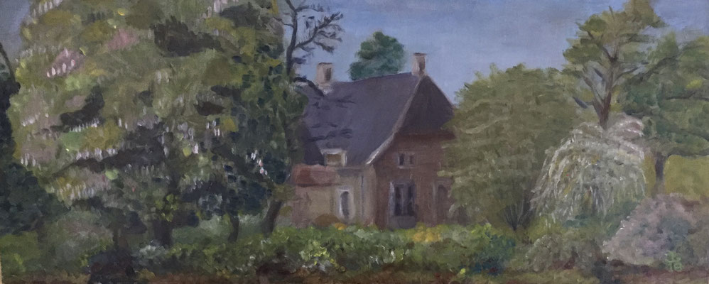 20x50 cm Huis 't Coll